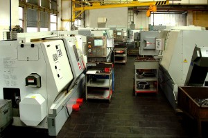 Multi-axis turning and CNC milling, Strojtex