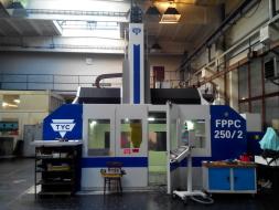 5-osé centrum, výroba dílů, forem a nástrojů, Strojtex