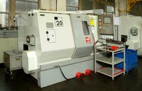 CNC lathes, HAAS SL-20 TB, Strojtex