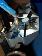 Robotic welding machine MOTOMAN, Strojtex