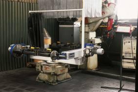 Svařování - svářecí robot, Strojtex