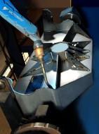 Svařovna - svářecí robot, Strojtex