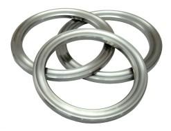 CNC soustružení a frézování, ukázka CNC výrobků - ložiskové kroužky sestava, Strojtex