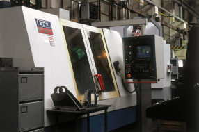 CNC Turning and Milling, Strojtex, 1