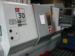 CNC soustružení a frézování, CNC soustruh HAAS 4, Strojtex