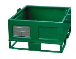 Automatické svařování, paleta zelená, Strojtex