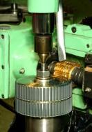Ozubárna - výroba ozubených výrobků, Strojtex