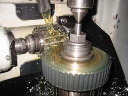 Výroba ozubení 2