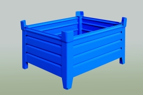 Development and Manufacture, Pallets Model, Strojtex